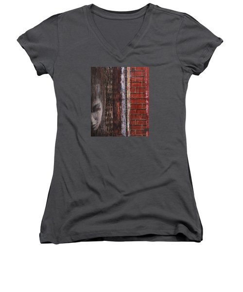 Find Me Women's V-Neck