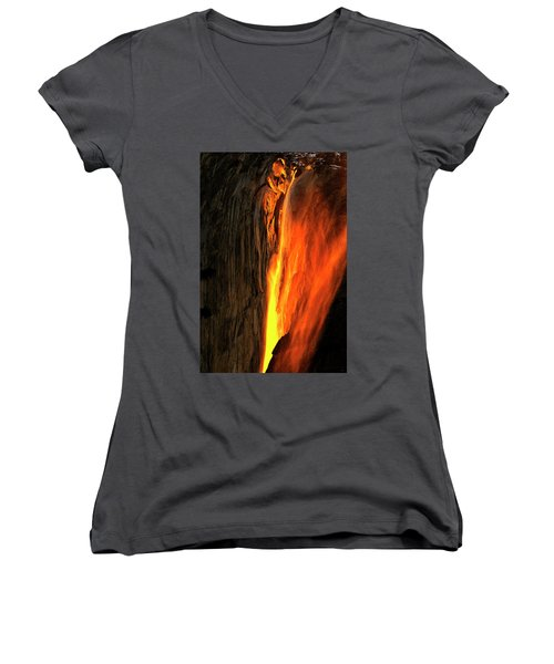 Firewater Women's V-Neck