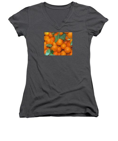 Florida Harvest Women's V-Neck T-Shirt