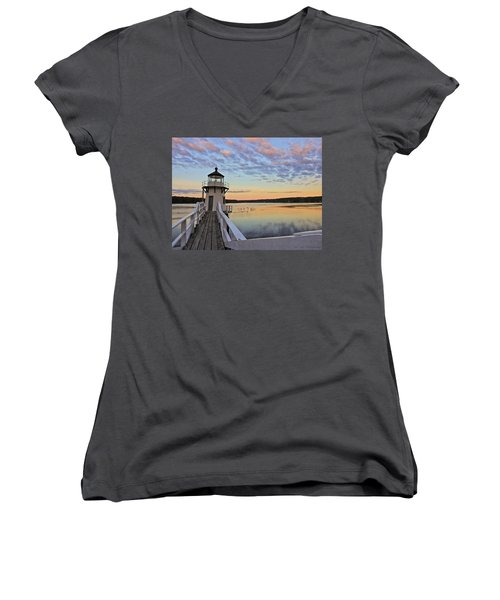 Fly By Morning Women's V-Neck