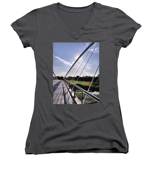 Footbridge 1 Women's V-Neck