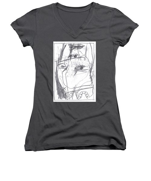 For B Story 4 9 Women's V-Neck