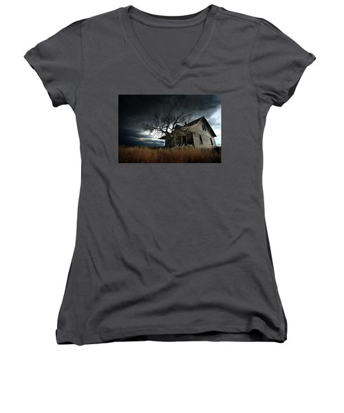 For Those Who Dare Women's V-Neck