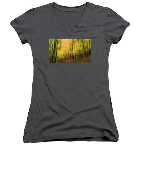 Forest Impressions Women's V-Neck