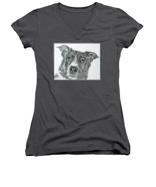 Forever My Friend Women's V-Neck T-Shirt