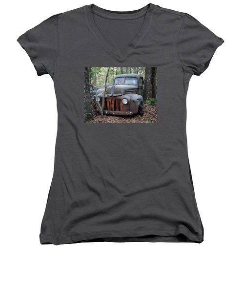 Forgotten Women's V-Neck T-Shirt