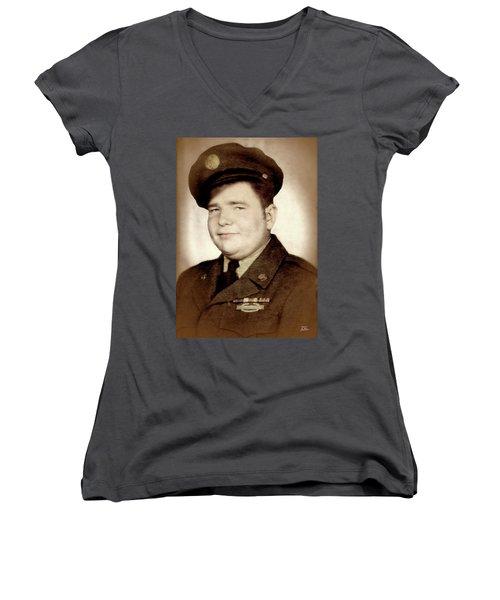 Frankie Shepard Avon Hero Women's V-Neck T-Shirt