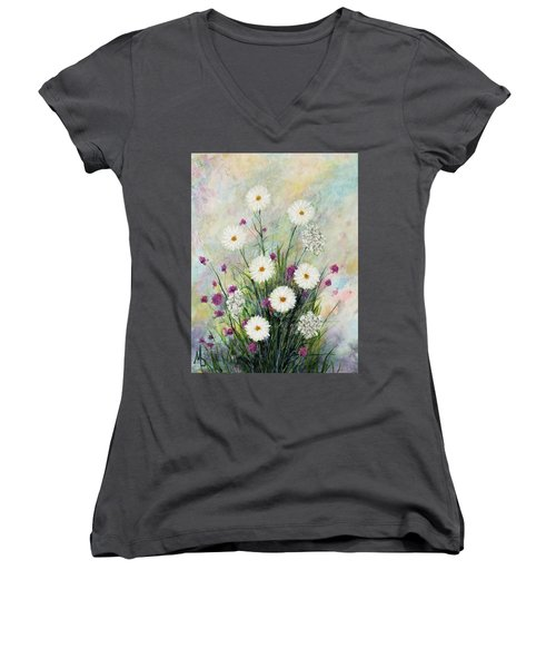 Fresh Air Women's V-Neck (Athletic Fit)