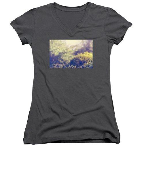 Fresh Women's V-Neck T-Shirt