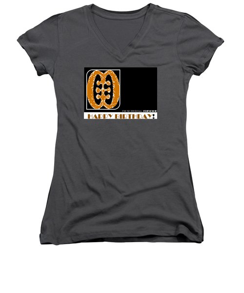 Friend Women's V-Neck T-Shirt