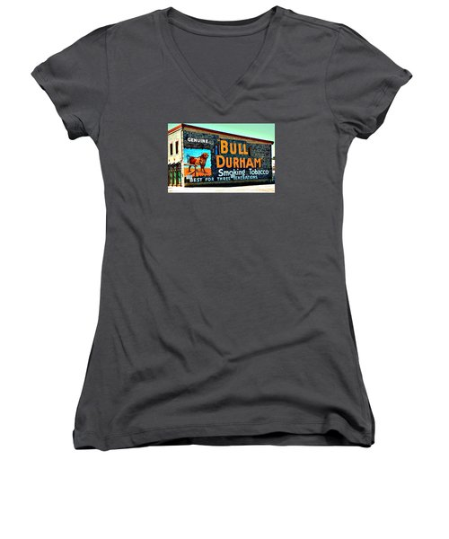 From Days Gone By Women's V-Neck T-Shirt