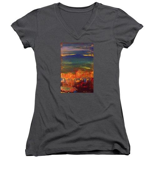 From Schuylkill Women's V-Neck T-Shirt