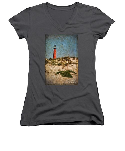 From The Beach Women's V-Neck