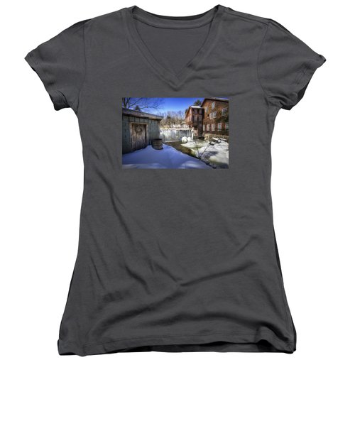 Frye's Measure Mill Women's V-Neck T-Shirt