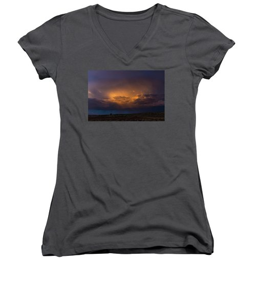 Gallup Dreaming Women's V-Neck
