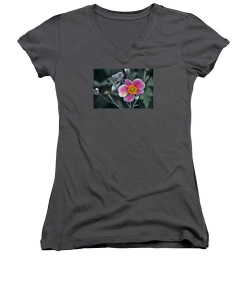 Garden Treasure Women's V-Neck