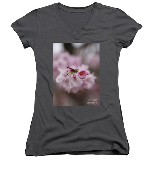Geisha Women's V-Neck T-Shirt