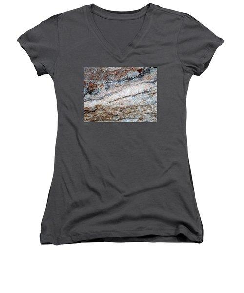 Geoism Women's V-Neck (Athletic Fit)