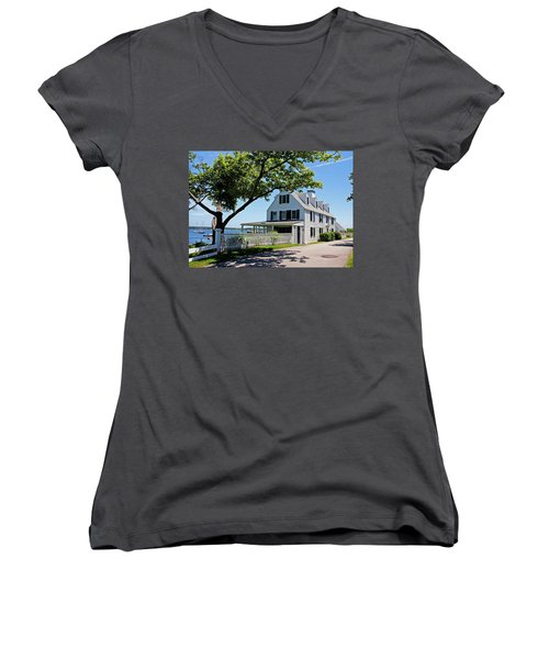 George Walton House In Newcastle Women's V-Neck
