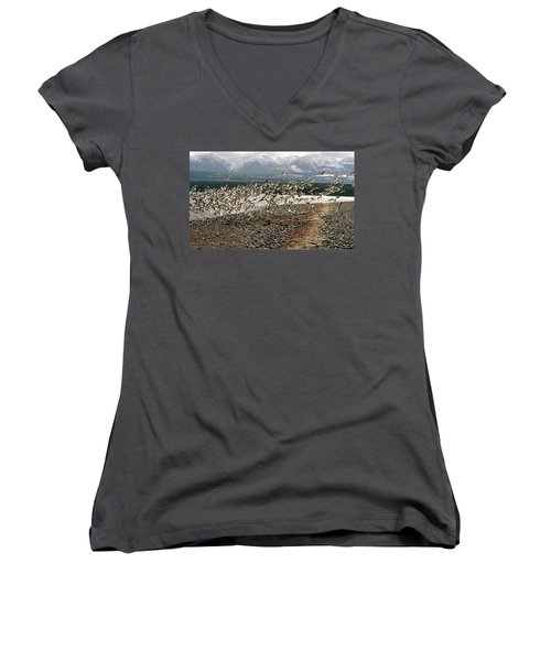 Gift From The Sea Women's V-Neck