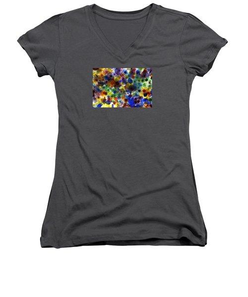 Glass Ceiling Women's V-Neck T-Shirt