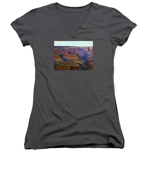 Glimpse Of Eternity Women's V-Neck T-Shirt