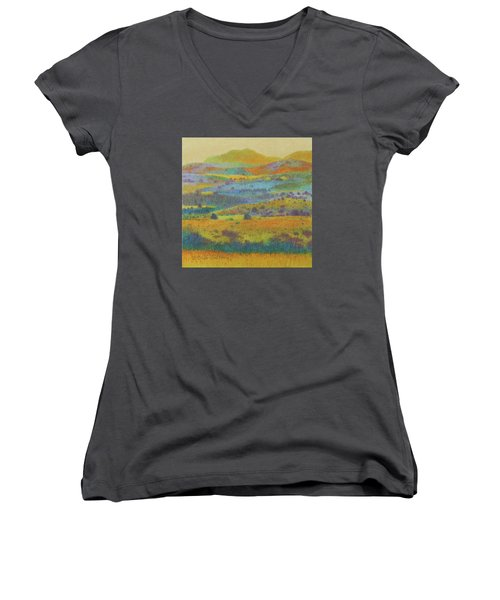 Golden Dakota Day Dream Women's V-Neck