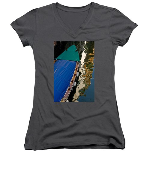 Gondola Reflection Women's V-Neck