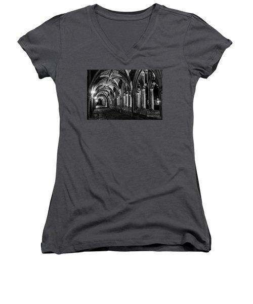 Gothic Arches Women's V-Neck