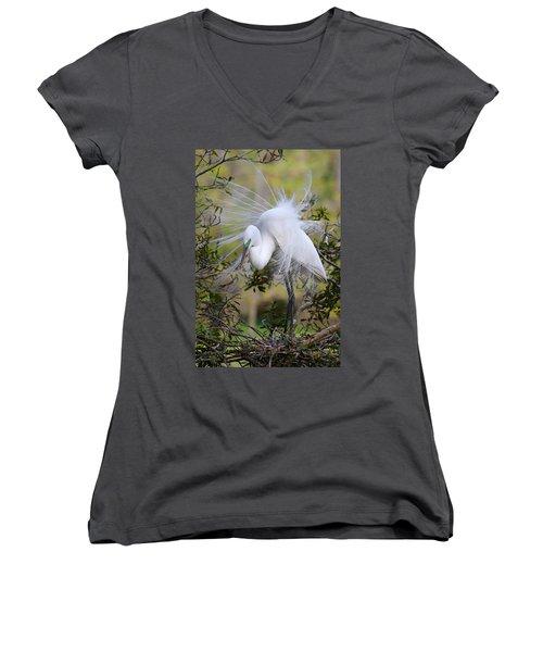 Grace In Nature Women's V-Neck