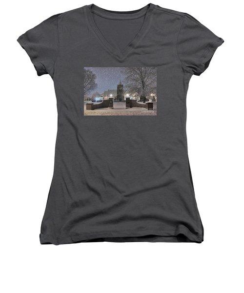 Graham Presbyterian Church Women's V-Neck T-Shirt