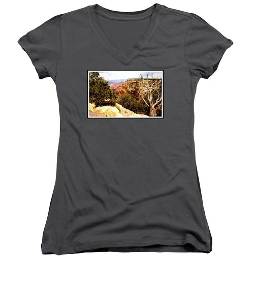Grand Canyon National Park, Arizona Women's V-Neck