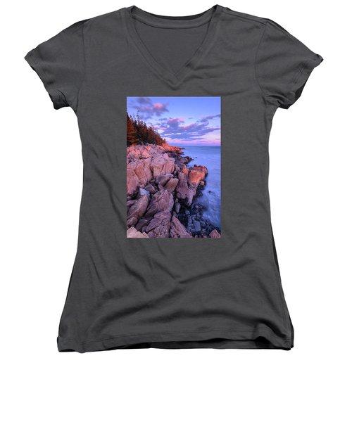 Granite Coastline Women's V-Neck