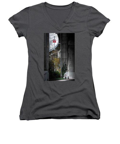 Granville Island Urban Enclave Women's V-Neck T-Shirt