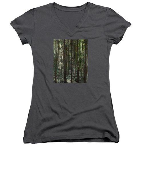 Grave Matters Women's V-Neck T-Shirt