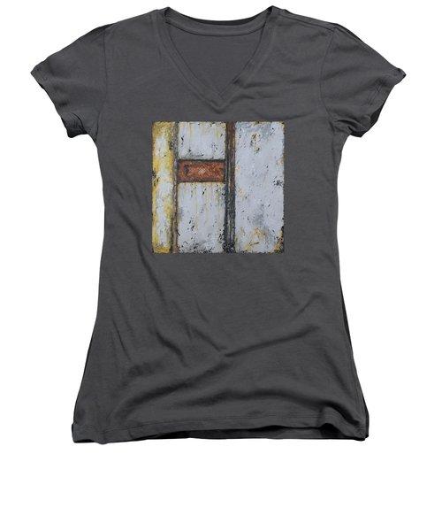 Gray Matters 12 Women's V-Neck T-Shirt