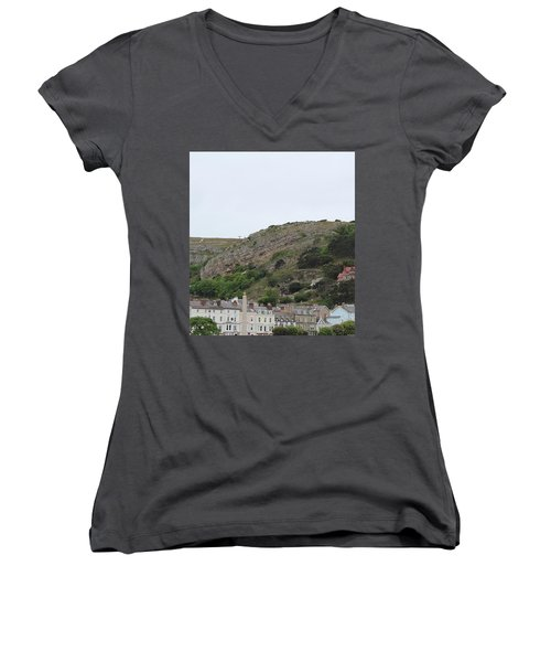 Great Orme Women's V-Neck (Athletic Fit)