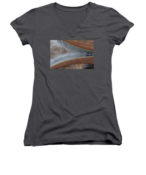 Hand Woolcarder Women's V-Neck (Athletic Fit)
