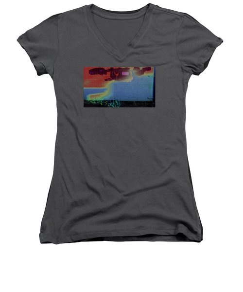 Hap One Women's V-Neck (Athletic Fit)