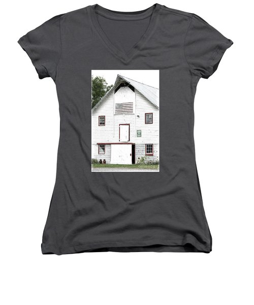 Hay For Sale Women's V-Neck (Athletic Fit)