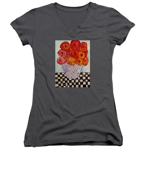 Heart And Matter Women's V-Neck T-Shirt