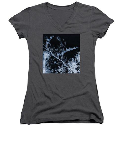 Hearts Of Nature Women's V-Neck T-Shirt
