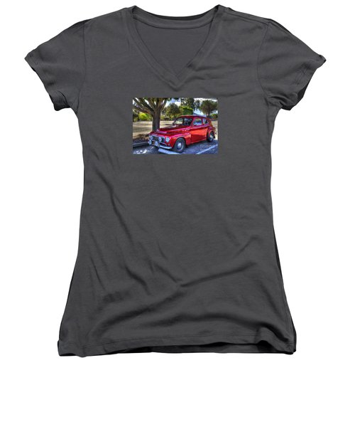 Hella Volvo Women's V-Neck