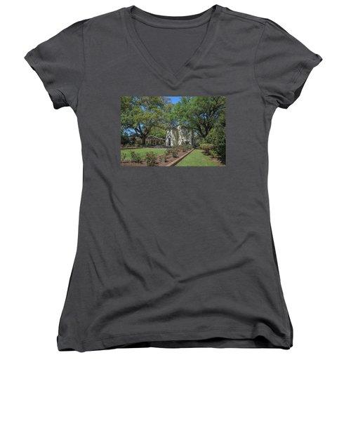 Heyman House Garden 3 Women's V-Neck