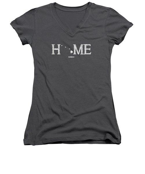 Hi Home Women's V-Neck (Athletic Fit)