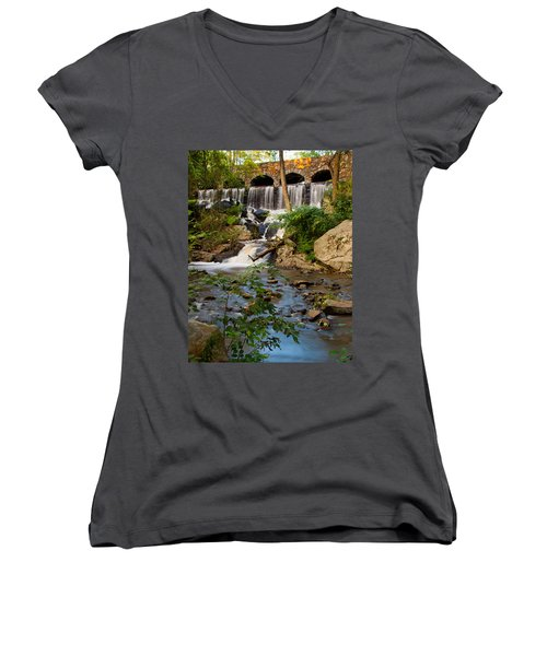 Hidden History Women's V-Neck