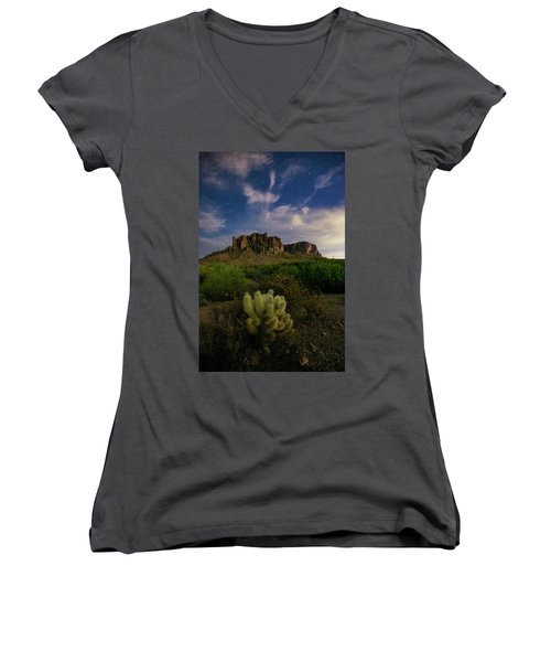 Hidden Treasure Women's V-Neck