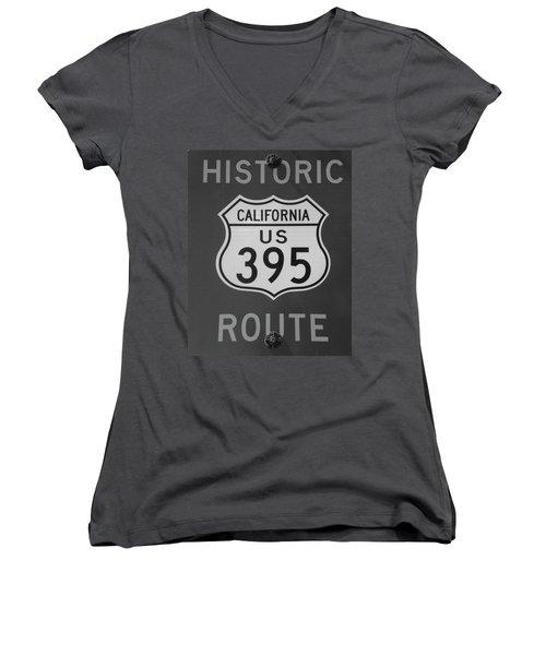 Historic 395 Women's V-Neck