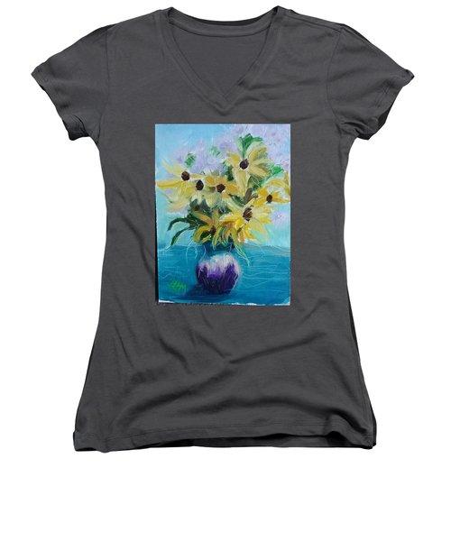 Hochstetter Women's V-Neck T-Shirt