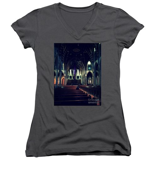 Holy Week Women's V-Neck